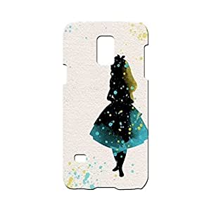 BLUEDIO Designer Printed Back case cover for Samsung Galaxy S5 - G0091