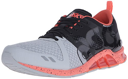 ASICS GEL Lyte One Eighty Retro Running Shoe, Black/Black, 10.5 M US