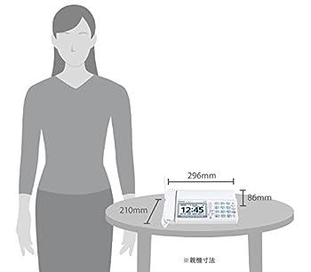 パナソニック デジタルコードレスFAX 子機1台付き 迷惑ブロックサービス対応 ホワイト KX-PD600DL-W