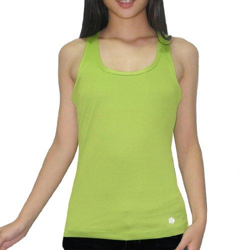 bally-total-fitness-damen-athletisch-yoga-running-sports-tank-top-large-grun