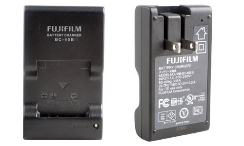 Fujifilm Corporation Fujifilm Battery Charger BC-45B or Fujifilm Battery Charger Model No. BC-45BU Which Charges Fujifilm Lithium Ion Battery Pack NP-45A which Charges Digital Camera Battery (Charges Fujifilm T190 14Megapixels 10x Zoom Digital Camera Battery or other like models that used Fujifilm Digital Camera Battery NP-45A)  available at amazon for Rs.2099