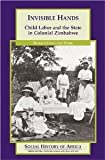 img - for Invisible Hands: Child Labor and the State in Colonial Zimbabwe (Social History of Africa) [Paperback] [2005] Beverly Carolease Grier book / textbook / text book
