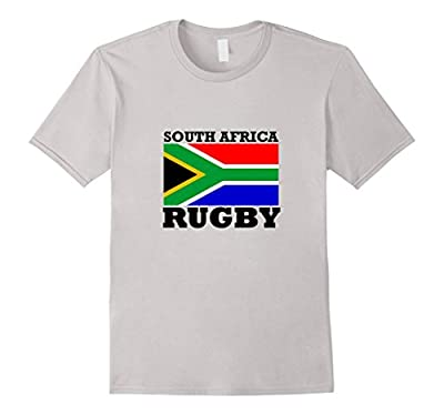 South African Rugby Shirt | Springbok T Shirt | Bokke Tee