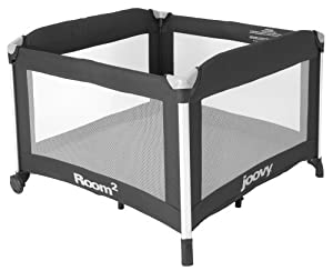 Joovy Room² Portable Playard, Black