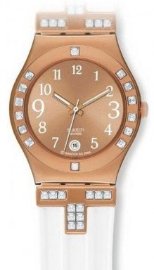 Swatch Women's PREVIEW COLLECTION Watch YLG403