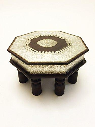 orientalischer kleiner tisch shobhana klein 38cm com forafrica. Black Bedroom Furniture Sets. Home Design Ideas