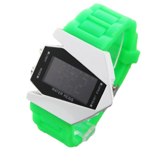 Digital Aircraft Military Led Watches