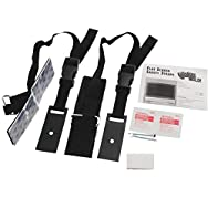 QuakeHold Universal Flat Screen TV Furniture Safety Strap-UNIV FLAT SCRN TV STRA