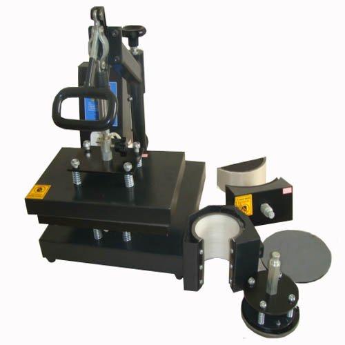 RiCOMA MultiFunction 4 in 1 Heat Press Machine