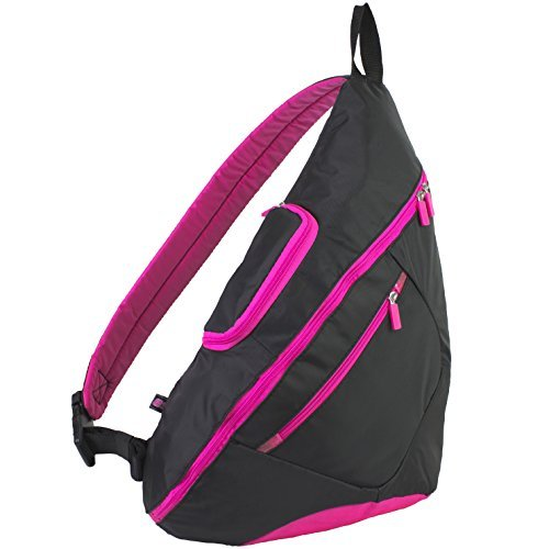 eastsport-crossbody-trapeziod-backpack-hot-pink-black-by-fuel