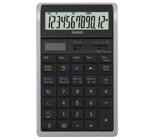 COMPUTING, Peripherals, RT-7000 Desktop Calculator - black (Calculators)