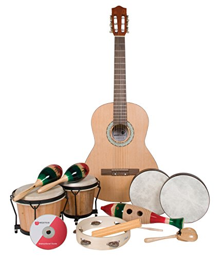 16-Piece Campsite Rhythm Music Kit (Age 3+)