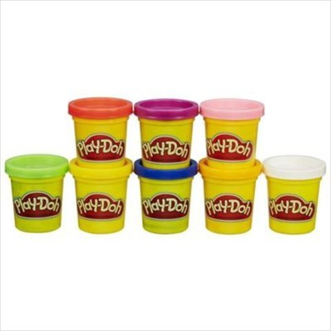 Play-Doh Rainbow Starter Pack 16oz - 1