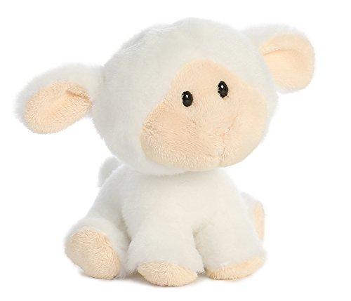 Lambsy Nobbly Bobblees Lamb 6'' - 1