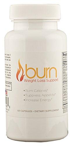 Burn: Fat Burning Natural Weight Loss Supplement