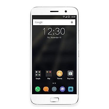 ZUK Z1 Smartphone 4G 5.5 inch Ecran IPS Cyanogen OS 12.1 USB3.0 Connecteur de type C Qualcomm Snapdragon 801 2.5GHz Double Caméras d'Identification des Empreintes Digitales