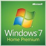 Windows 7 Home Premium SP1 64bit, System Builder OEM DVD 1 Pack (For Refurbished PC Installation)
