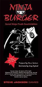 Ninja Burger Secret Ninja Death Touch