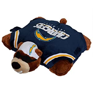 NFL San Diego Chargers Pillow Pet