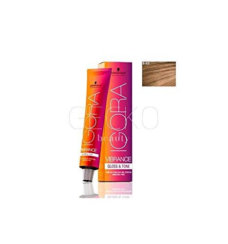 Igora Vibarnce Hair Color 8-65