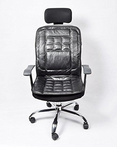 Universale-in-pelle-protezione-Cuscino-ortopedico-di-supporto-per-massaggio-per-auto-e-casa-ufficio-sedie