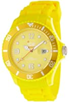 Ice-Watch Sili Forever Yellow Big Silicone Watch SI.YW.B.S