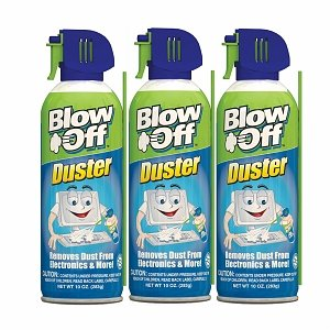blow off air duster 3pk 1 ea office products. Black Bedroom Furniture Sets. Home Design Ideas