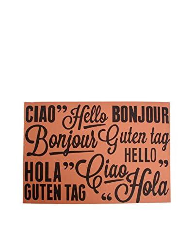 LO+DEMODA Felpudo Languages