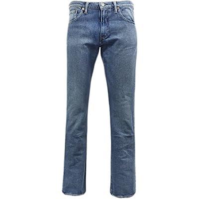 Levi's Men's 527 Low Boot Cut Boot Cut Jeans - Blue - 31W/30L