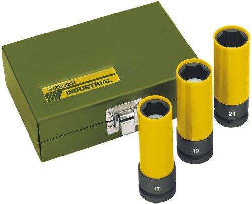 Proxxon-23938-Impact-Steckschlsselsatz-12-Zoll-3-teilig-17-19-21-mm