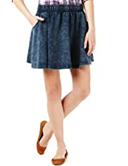 Angel Cotton Rich Skater Skirt