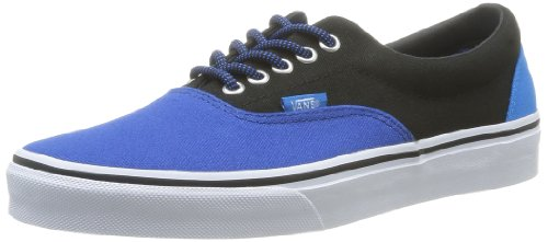 Vans - Zapatillas de skate de lona, unisex , color azul / negro (3 tone classic), talla 36