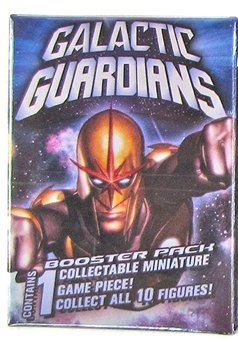 Heroclix Galactic Guardians Booster Pack - 1