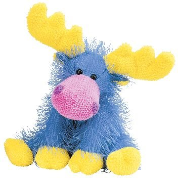 TY Punkies - MARBLES the Moose