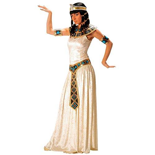Ägypterin Kostüm Königin Cleopatra Ägypten Frauenkostüm Kleopatra Damenkostüm L 42/44