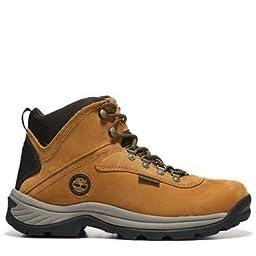 Timberland 14176 Men\'s Mid White Ledge WP Boot Wheat 14 W US
