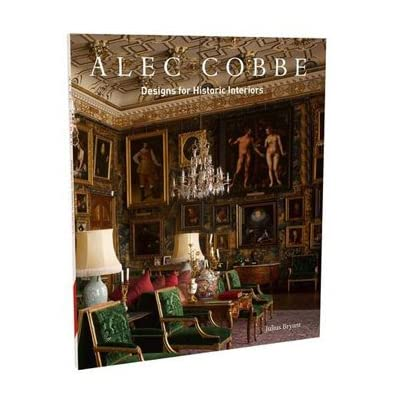Alec Cobbe: Designs for Historic Interiors (Paperback)