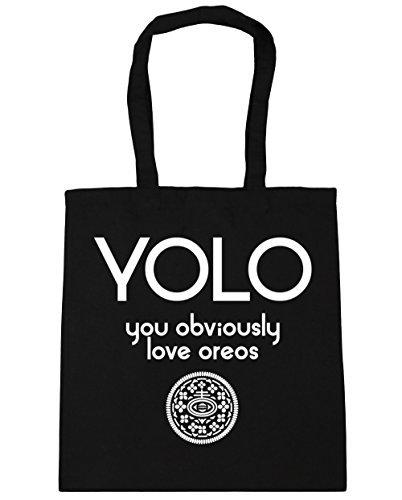 hippowarehouse-yolo-you-obviously-love-oreos-tote-shopping-gym-beach-bag-42cm-x38cm-10-litres