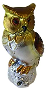 Ganz Decorative Owl Figurine - Tiny Ganz Zoo Animal Figurine