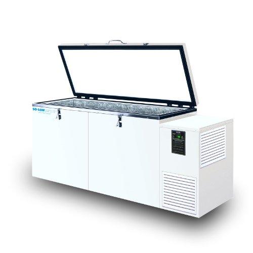 So-Low C85-22 Ultra Low Chest Freezer, 115V, 22 Cu. Ft., Temperature Range -40°C To -85°C front-357456