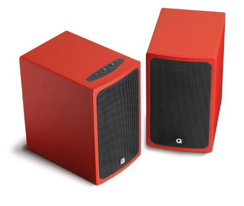 Q Acoustics BT3 Active Bluetooth Speakers (Red) Black Friday & Cyber Monday 2014