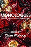 img - for Monologues book / textbook / text book