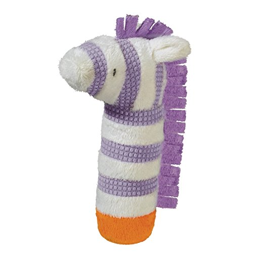 Grasslands Road Safari Animal Squeaker Purple Zebra
