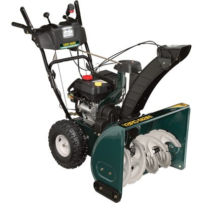 How to Fix a Yardman Snowblower | eHow.com