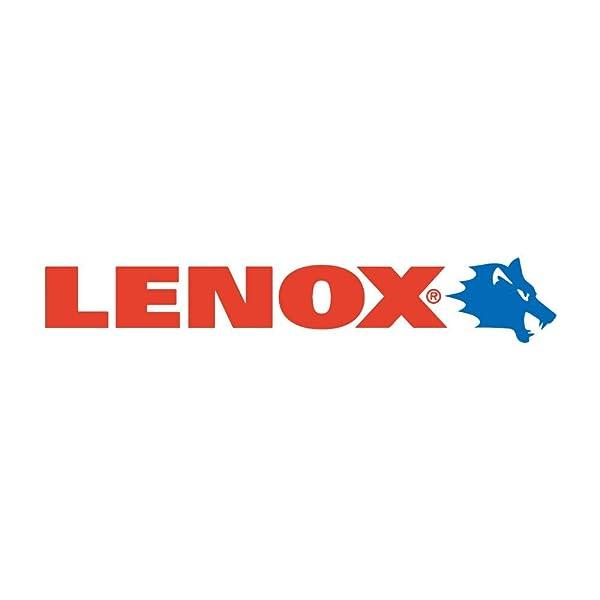 Lenox Classic Tuff Tooth Band Saw Blade, Bimetal, Regular Tooth, Wavy Set, Positive Rake, 290 Length, 3/4 Width, 0.035 Thick, 18 TPI (Tamaño: 24' 2)