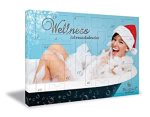 Boulevard de Beauté Wellness-Adventskalender, 1er Pack (1 x 24 )