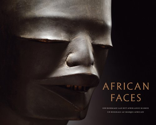 African faces: A homage to the african mask