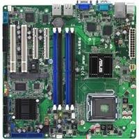 Asus P5B-Vm Desktop Board - Intel - Hyper-Threading Technology - Socket T - 533 Mhz, 800 Mhz, 1066 Mhz Fsb