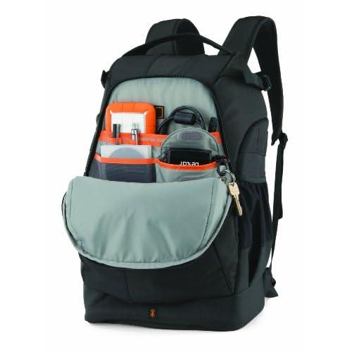 【国内正規品】Lowepro カメラリュック フリップサイド 500 AW 25L レインカバー 三脚取付可 ブラック 364129