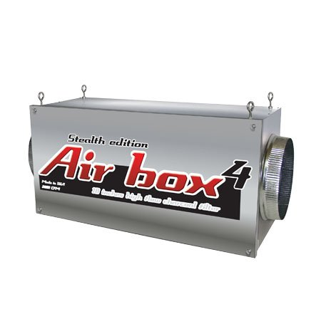 "Air Box 4 Stealth Edition 2000 CFM 10"" Flanges"